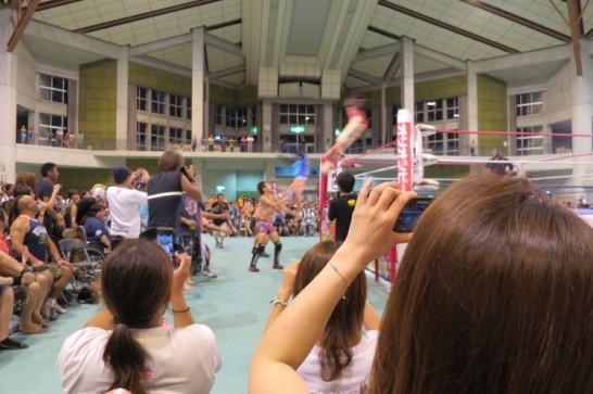琉球ドラゴンプロレスリング,琉球ドラゴンチャンプルー,2015,_7108