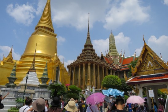 ワット・プラ・ケオ,エメラルド寺院,バンコク,タイ(18)
