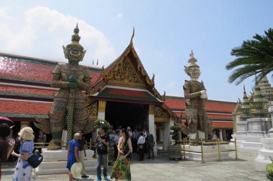 ワット・プラ・ケオ,エメラルド寺院,バンコク,タイ(19)
