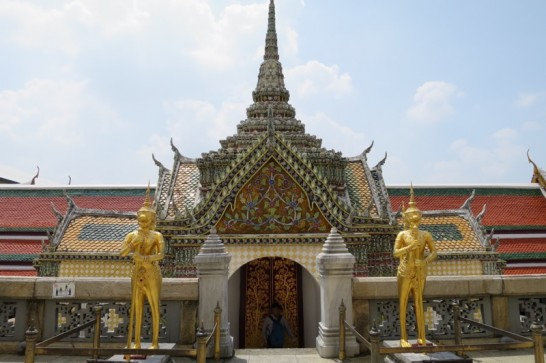 ワット・プラ・ケオ,エメラルド寺院,バンコク,タイ(22)