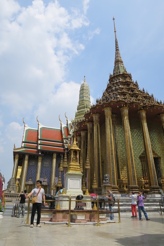 ワット・プラ・ケオ,エメラルド寺院,バンコク,タイ(23)