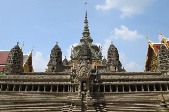 ワット・プラ・ケオ,エメラルド寺院,バンコク,タイ(28)