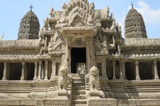 ワット・プラ・ケオ,エメラルド寺院,バンコク,タイ(29)