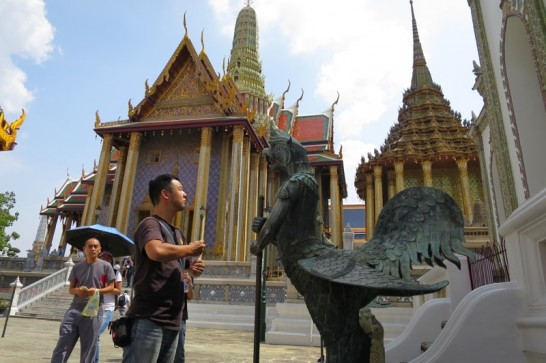 ワット・プラ・ケオ,エメラルド寺院,バンコク,タイ(35)