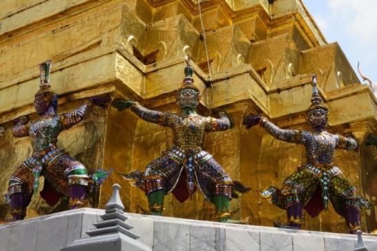 ワット・プラ・ケオ,エメラルド寺院,バンコク,タイ(39)