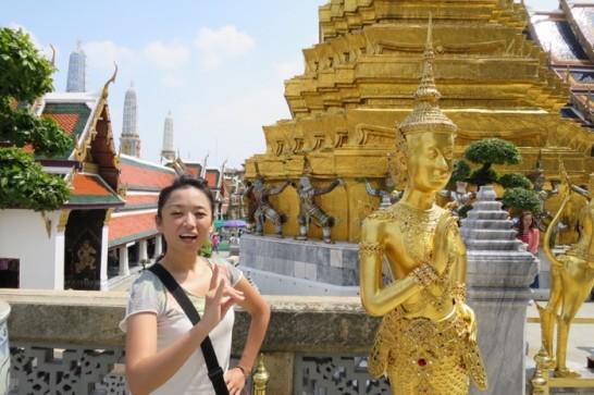 ワット・プラ・ケオ,エメラルド寺院,バンコク,タイ(42)