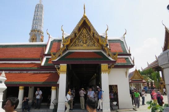 ワット・プラ・ケオ,エメラルド寺院,バンコク,タイ(45)
