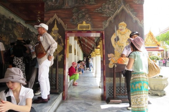 ワット・プラ・ケオ,エメラルド寺院,バンコク,タイ(46)