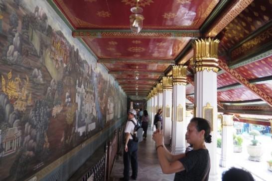 ワット・プラ・ケオ,エメラルド寺院,バンコク,タイ(47)