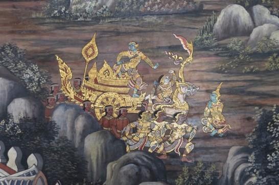ワット・プラ・ケオ,エメラルド寺院,バンコク,タイ(48)