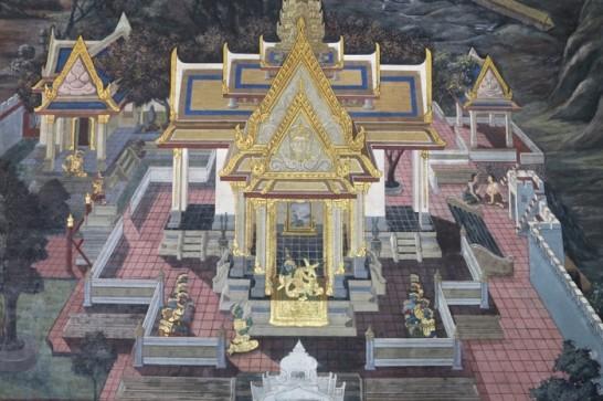 ワット・プラ・ケオ,エメラルド寺院,バンコク,タイ(53)