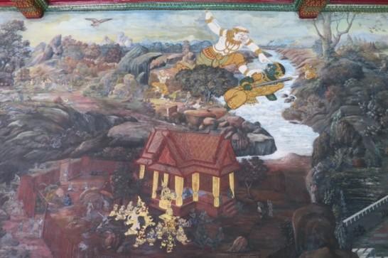 ワット・プラ・ケオ,エメラルド寺院,バンコク,タイ(54)