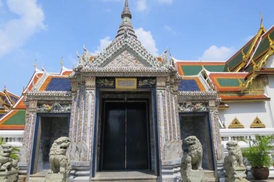 ワット・プラ・ケオ,エメラルド寺院,バンコク,タイ(62)