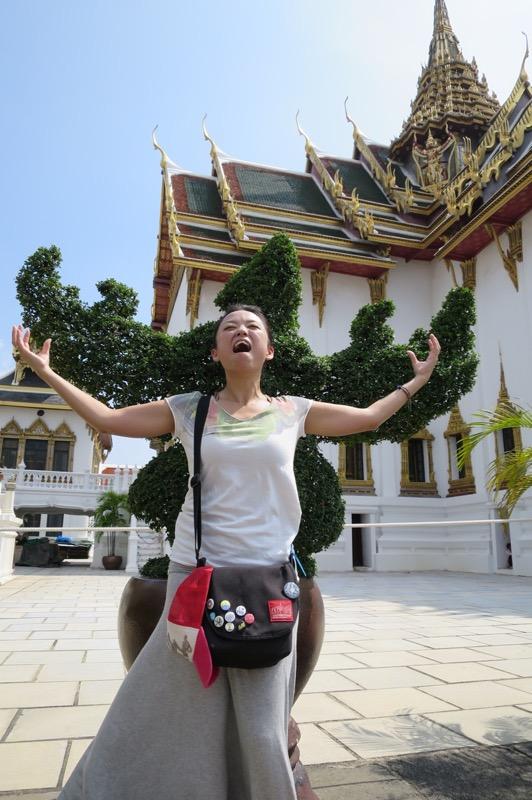 ワット・プラ・ケオ,エメラルド寺院,バンコク,タイ(72)