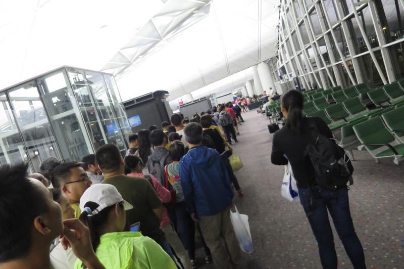 香港国際空港,乗り継ぎ,ディレイ,タイ,120