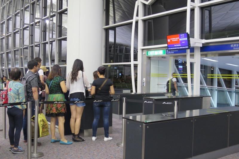 香港国際空港,乗り継ぎ,ディレイ,タイ,121
