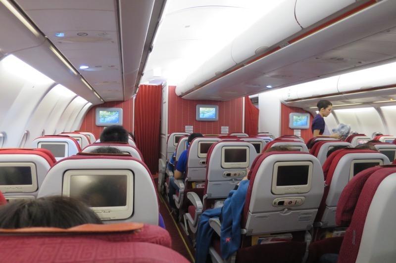 香港国際空港,乗り継ぎ,ディレイ,タイ,126