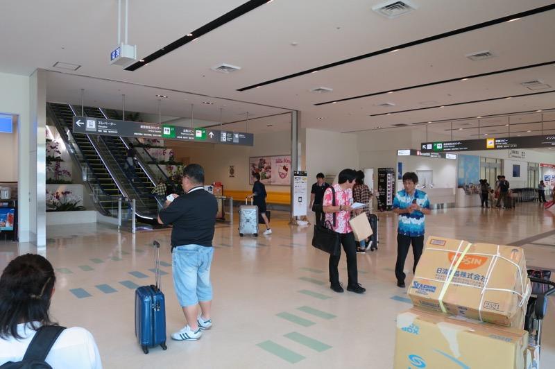 那覇空港国際線ターミナル,香港航空,トランスファー,乗り継ぎ,香港国際空港,76