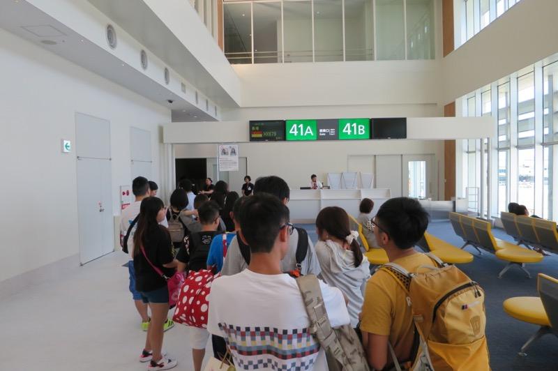 那覇空港国際線ターミナル,香港航空,トランスファー,乗り継ぎ,香港国際空港,93