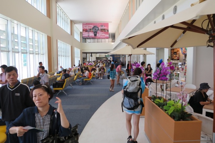 那覇空港国際線ターミナル,香港航空,トランスファー,乗り継ぎ,香港国際空港,94