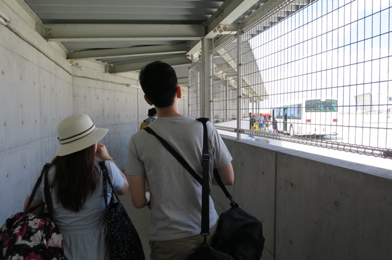 那覇空港国際線ターミナル,香港航空,トランスファー,乗り継ぎ,香港国際空港,96