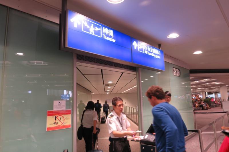 那覇空港国際線ターミナル,香港航空,トランスファー,乗り継ぎ,香港国際空港,24