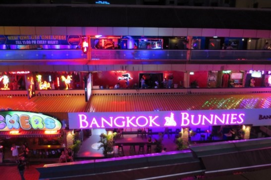 ナナプラザ,タイ,バンコク