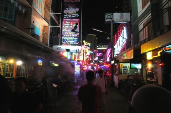 ソイカウボーイ,タイ,バンコク