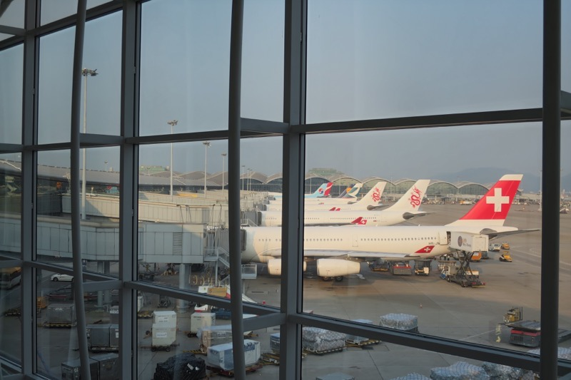 香港国際空港,プラザプレミアムラウンジ,プライオリティパス,79