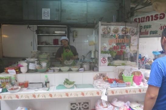 カオマンガイ,トンロー,バンコク,タイ