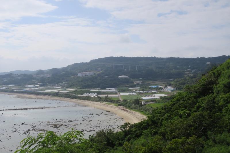 知念岬,沖縄本島南部,ドライブ