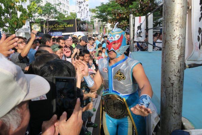 2016,ハイサイちゃんぷる~ビアフェスティバル,琉球ドラゴンプロレスリング6