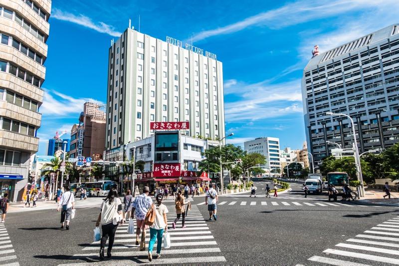 那覇,国際通り,沖縄