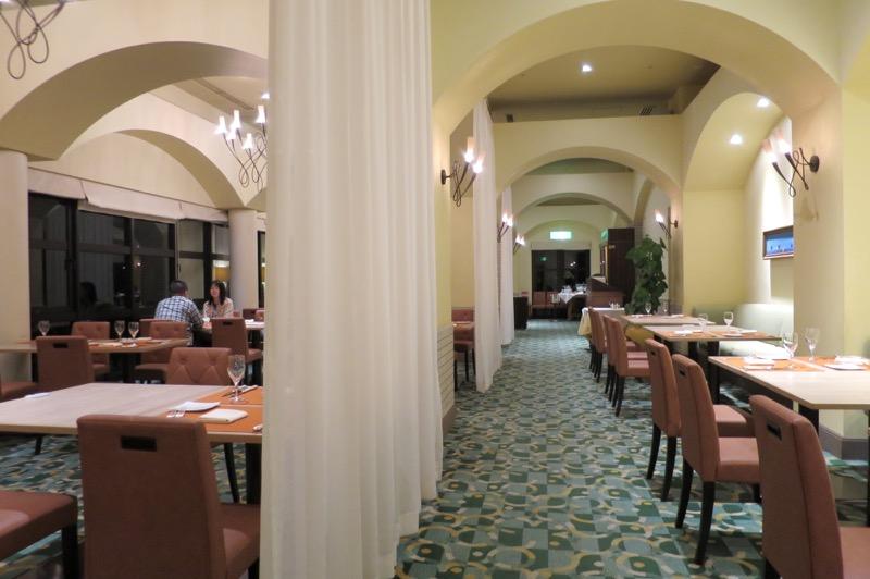ブラッスリー ベルデマール,ホテル日航アリビラ,ディナー