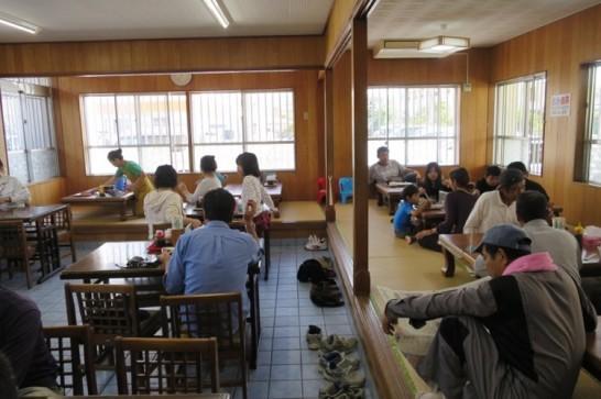 みどり屋食堂,宜野湾,ランチ