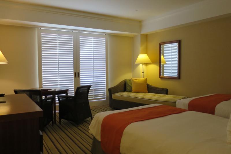 ホテル日航アリビラ,沖縄,リゾートホテル,スーペリアツイン