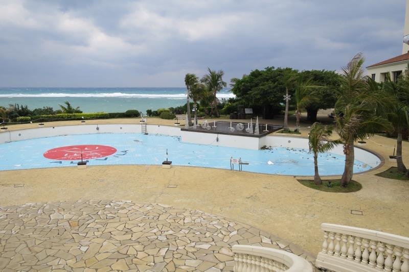 ホテル日航アリビラ,沖縄,リゾートホテル,館内