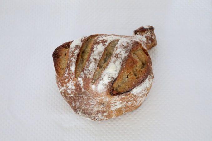 「ル・キュイップ」のパン・オ・フィグ(220円)