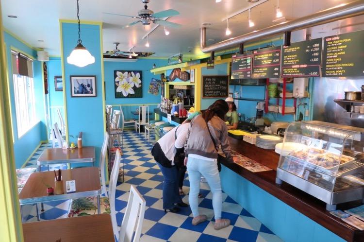 バンブーカフェ,沖縄市,コザ,中央パークアベニュー,ジャークチキン