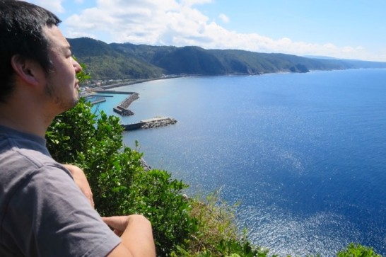 茅打ちバンタ,沖縄本島北部,やんばる