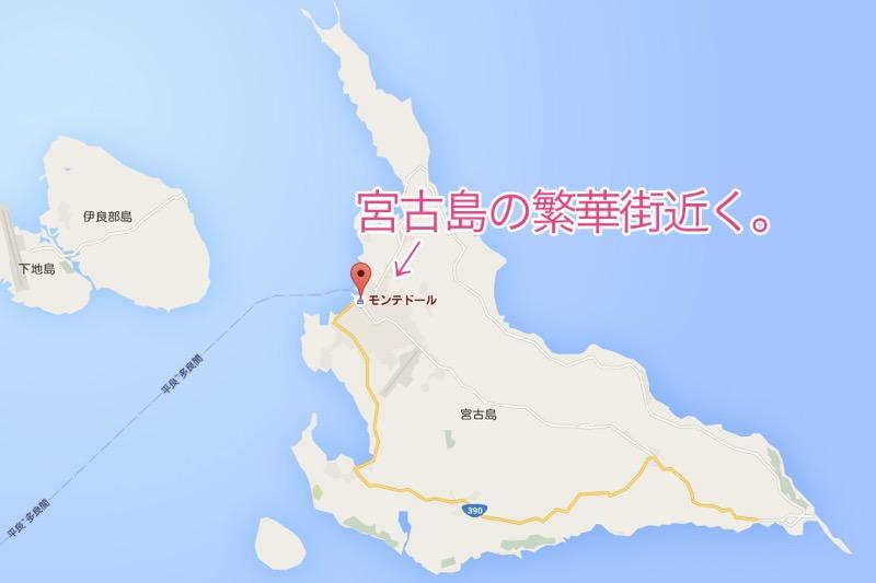 モンテドール,バナナケーキ,宮古島