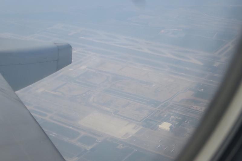 那覇国際空港,上海浦東国際空港,中国東方航空