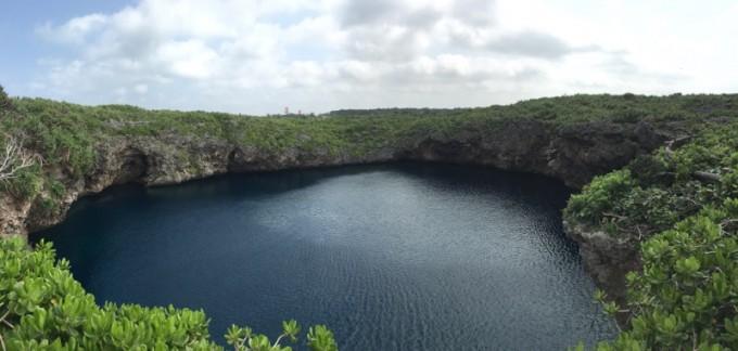 通り池,下地島