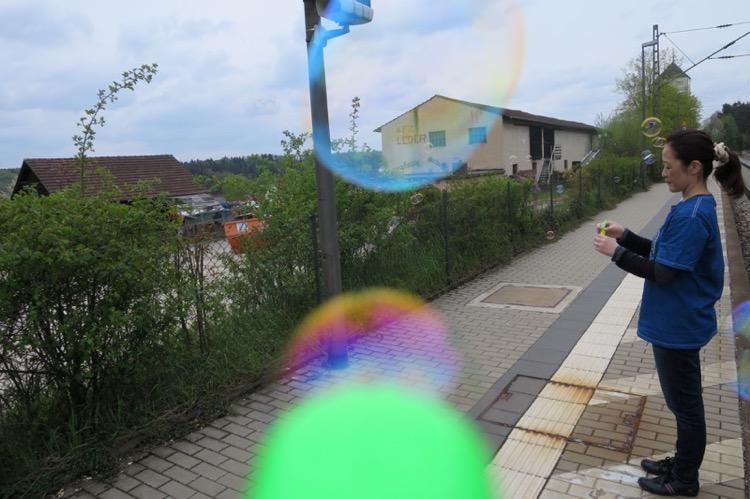 ラーバー村,バイエルン州,ドイツ,町歩き,街並み