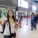 上海浦東国際空港,上海虹橋国際空港,乗り換え,リムジンバス