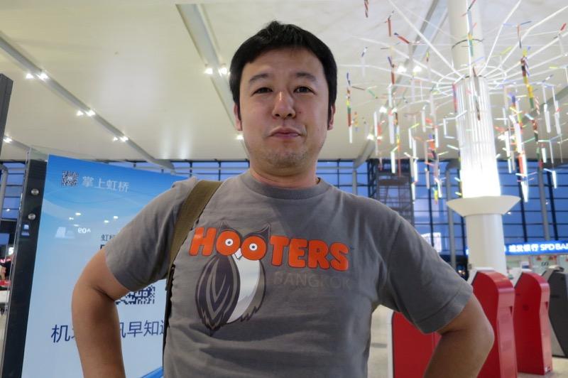 上海浦東国際空港,上海虹橋国際空港,乗り換え,トランジット,リムジンバス