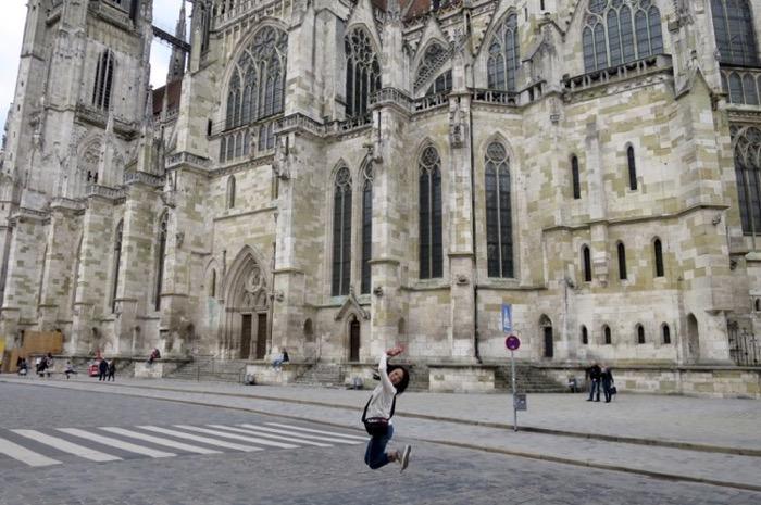 レーゲンスブルク,観光,レーゲンスブルク大聖堂