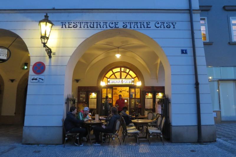 レストラン・スタレー・チャッシー,プラハ,チェコ