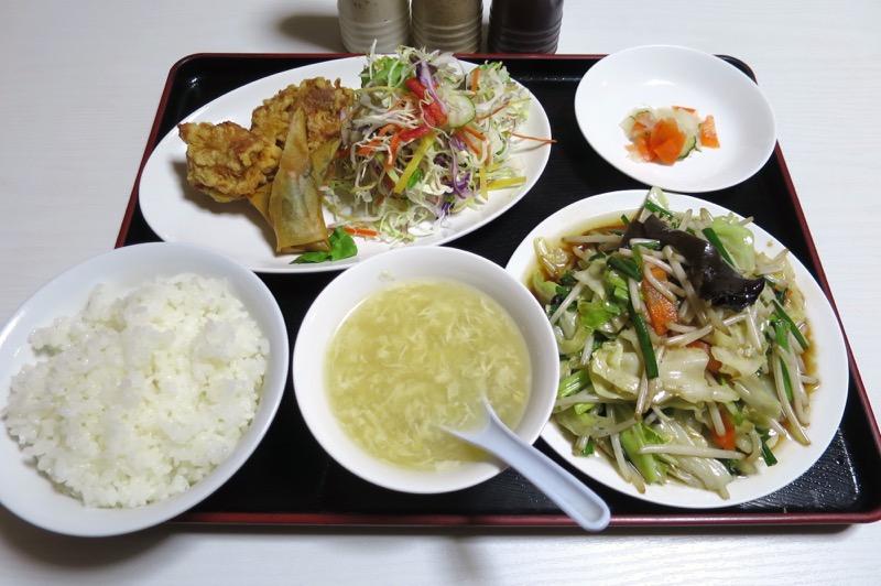 DAIKEI,中華料理,沖縄市,ランチ