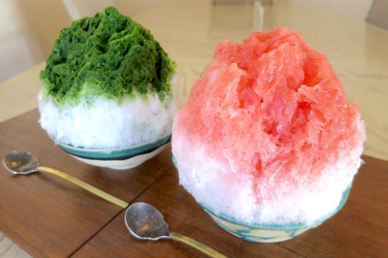 瑠庵+島色,宮城島,うるま市,かき氷